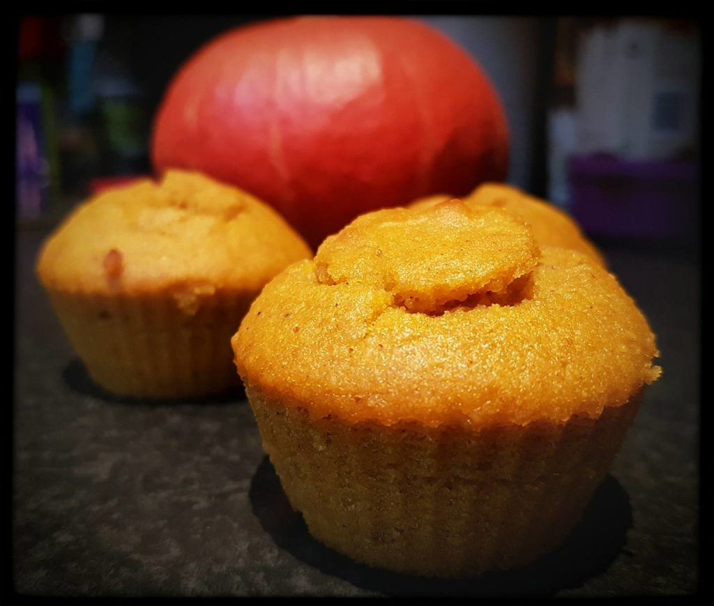 Pumpkin Muffins Photo credit: Nadege